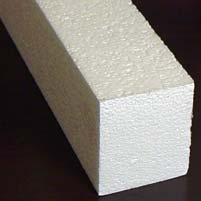 Concrete Casting Forming System Foam Rails
