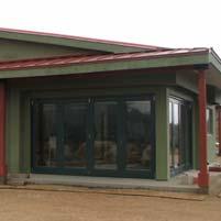 Exterior Stucco Alternative for ICF Block Homes