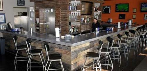 Custom Concrete Counter-tops