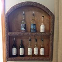 Custom Concrete Bar Greets Tasters at Maryland Winery