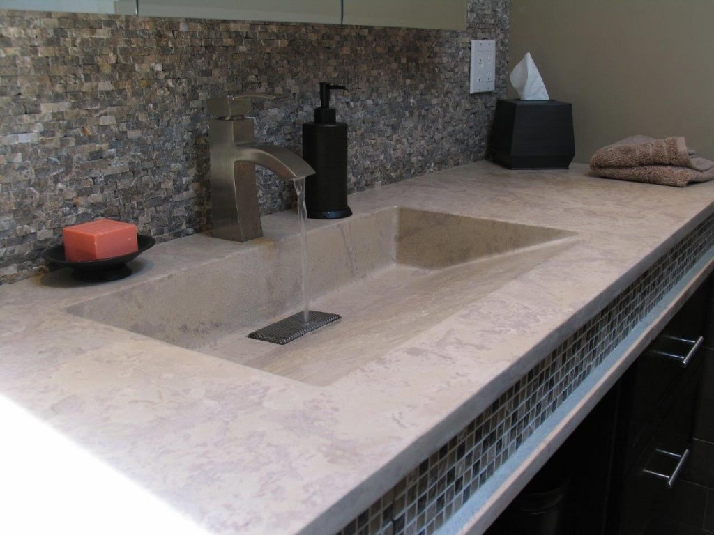 100 Concrete Countertop Wall Panels And Furniture Designs Pictures