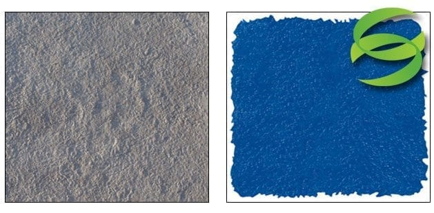 Seamless Quartzite Concrete Stamping Skin