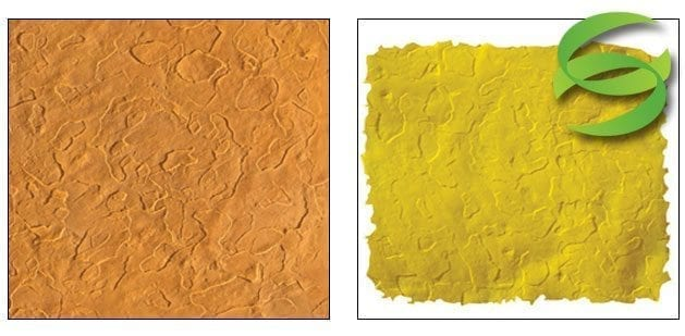 Seamless Sandstone Light Concrete Stamping Skin