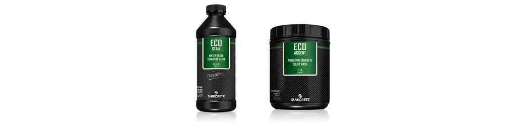 SureCrete Eco Stain Products