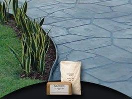 New Concrete Dry Powder Concrete Integral Color Packs