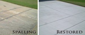 Concrete Restore and Repair