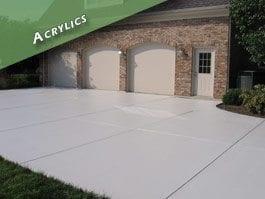 Concrete Acrylic Sealers