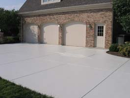 Driveway and Pool Deck Acrylic Sealers