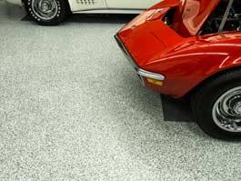 Epoxy Floor Flake System