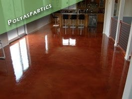 Polyaspartic Concrete Sealers