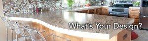 Design Ideas casting Concrete Countertops