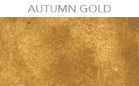 autumn gold transparent cement color