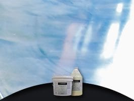 Interior Floor 100% Clear Epoxy Concrete Sealer Kit