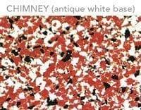 epoxy floor flake chimney