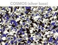 epoxy floor flake cosmos