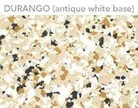 epoxy floor flake durango
