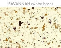 epoxy floor flake savannah