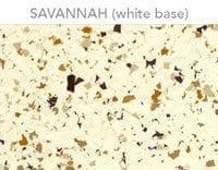epoxy floor flake savannah