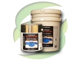 Colored Water Based Concrete Sealer