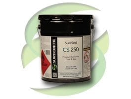 25% Solids Concrete Cure and Seal