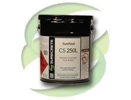 Low VOC 25% Solids Concrete Cure and Seal