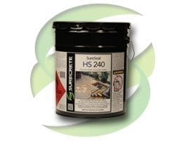 Driveway and Pool Deck Concrete Sealer