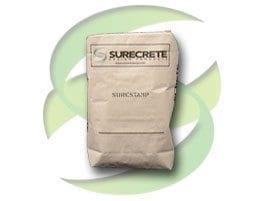 Stamp Concrete Overlay Mix - SureStamp by SureCrete