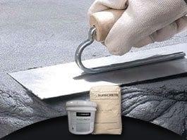 Fast Cure Concrete Patch