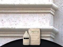 Lightweight Concrete Casting