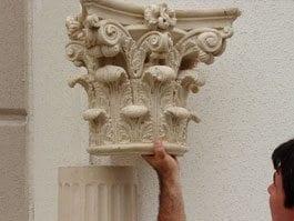 Cast Lightweight Concrete