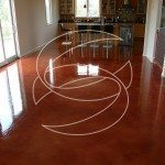 High Gloss Epoxy Metallic Floor Coating