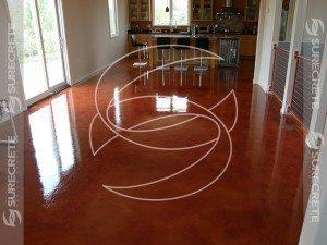 High Gloss Epoxy Metallic Floor Coating