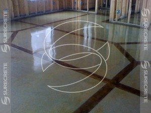 High Gloss Concrete Floor Coating