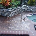 Concrete Pool Overlay Patio