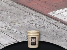 Stamp Concrete Powder Release - Colored Product