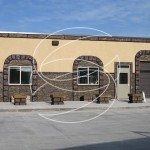 Commercial Building Decorative Concrete Wall Coatings
