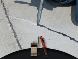 Surecrete SCT-22 Concrete Crack Repair