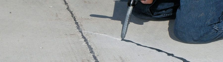 Concrete Crack Treatment Fast Drying Urethane SCT-22 by SureCrete