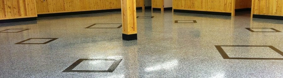 High Gloss Floor Polyurethane Solvent-Based DK400 by SureCrete