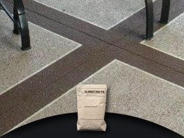 Sprayable Concrete Overlay Product