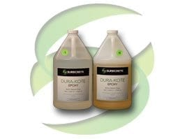 Water-Based Clear Floor Epoxy DK600WB by SureCrete