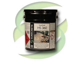High Gloss Clear 30% Solid Stamp Concrete Acrylic Sealer