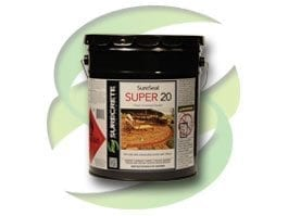Exterior Concrete Clear Sealer Super Series by SureCrete