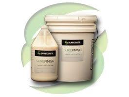 Industrial Floor Wax Surecrete SureFinish