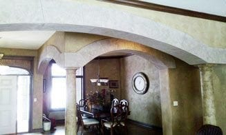 Decorative Concrete Wall Design Ideas and Pictures