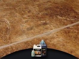 Reactive Acid Water Based Concrete Stains Surecrete