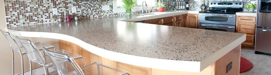 Concrete Terrazzo Casting Mix