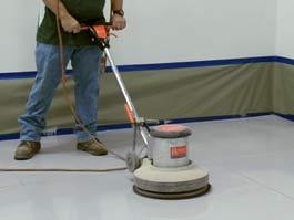 Concrete Floor Stripper