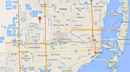 Surecrete Miami Location