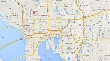 Tampa Surecrete Location